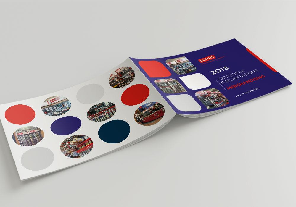 Catalogue Romus Merchandising 2018